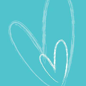 Hearts by alyssaleblanc