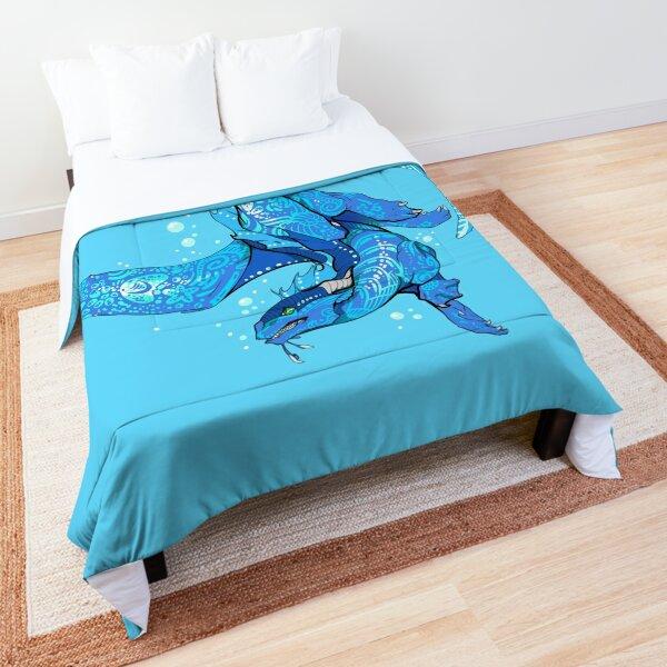 Tsunami Swimming Comforter