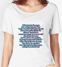 Mayday Parade Women's Relaxed Fit T-Shirt
