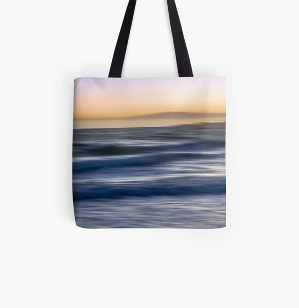 ODE TO THE SEA All Over Print Tote Bag