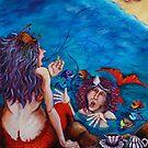 Where Mermaids Sing by franart
