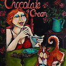 Chocolate and Cream by franart