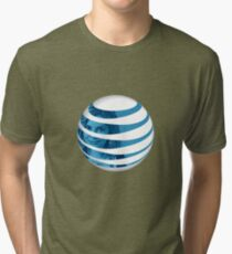 The AT&T of People Tri-blend T-Shirt