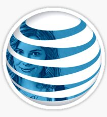 The AT&T of People Sticker