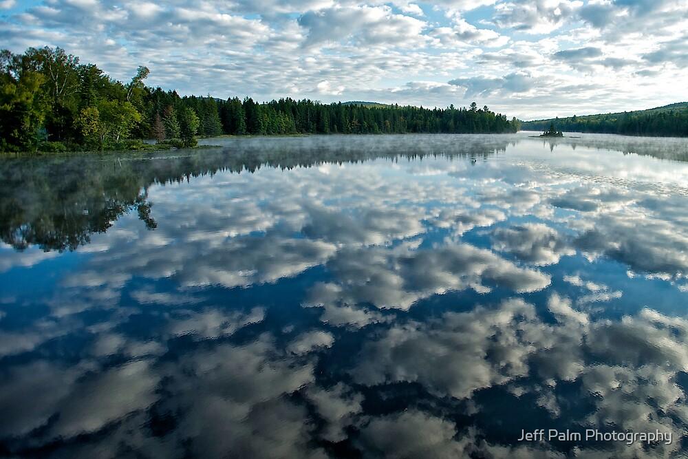 Adirondack Lake by Jeff Palm Photography