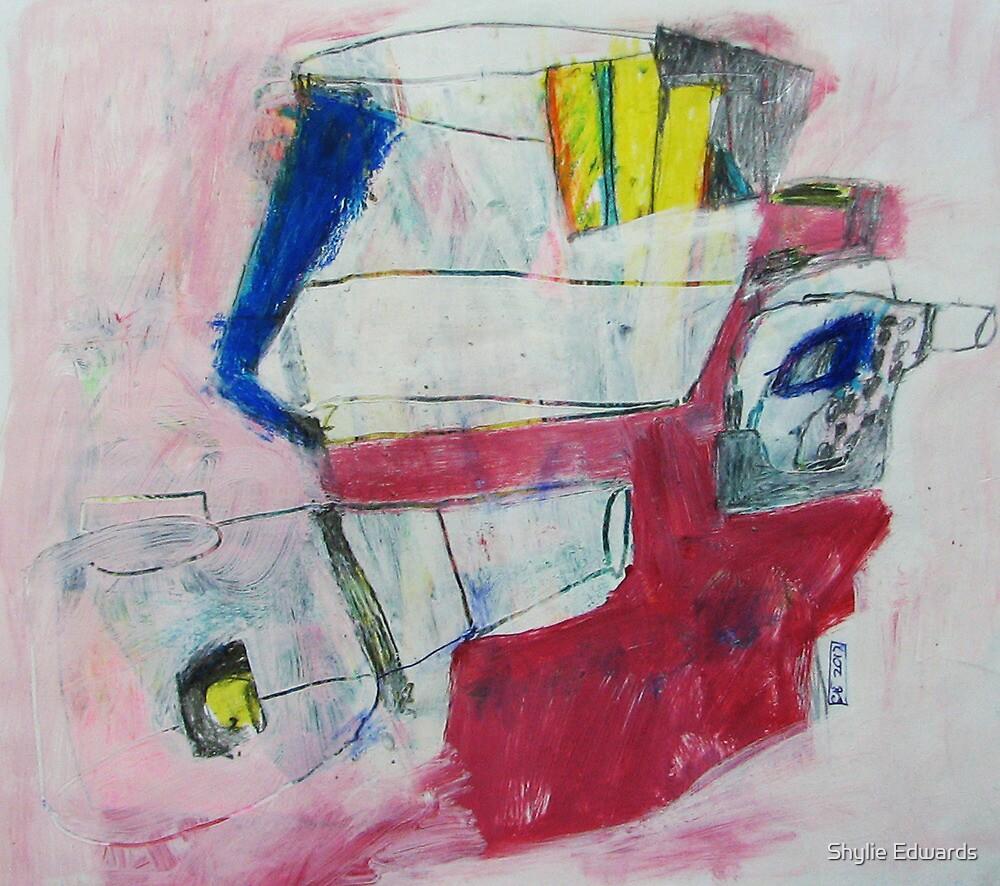 odd vessels by Shylie Edwards