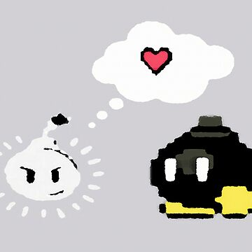 Love! Bob-omb by sheldonbrown88