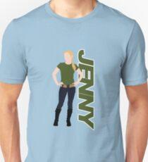 JENNY. (generated anomaly) just Jenny. T-Shirt