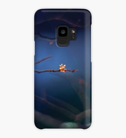 The mysterious little bud Case/Skin for Samsung Galaxy
