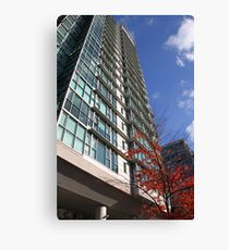 High Rise, Downtown Vancouver Canvas Print