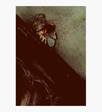 Waiting (2012 Version) Photographic Print