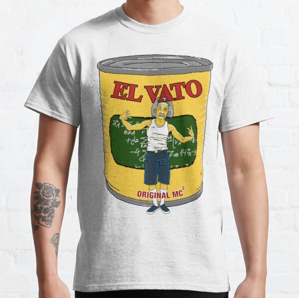 El Vato Einstein Classic T-Shirt