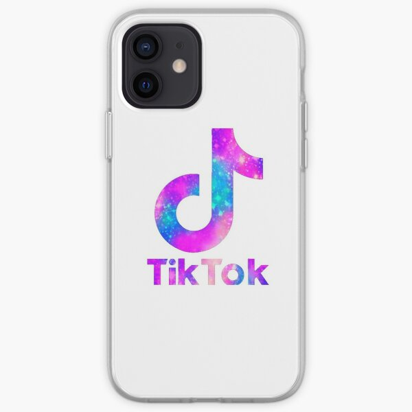 TIK TOK BLING Coque souple iPhone