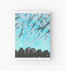 Cuaderno de tapa dura Springtime in the city