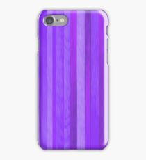 Mood Combo Purple Shades iPhone Case/Skin