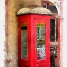Ye Olde Phone Box by SharonD