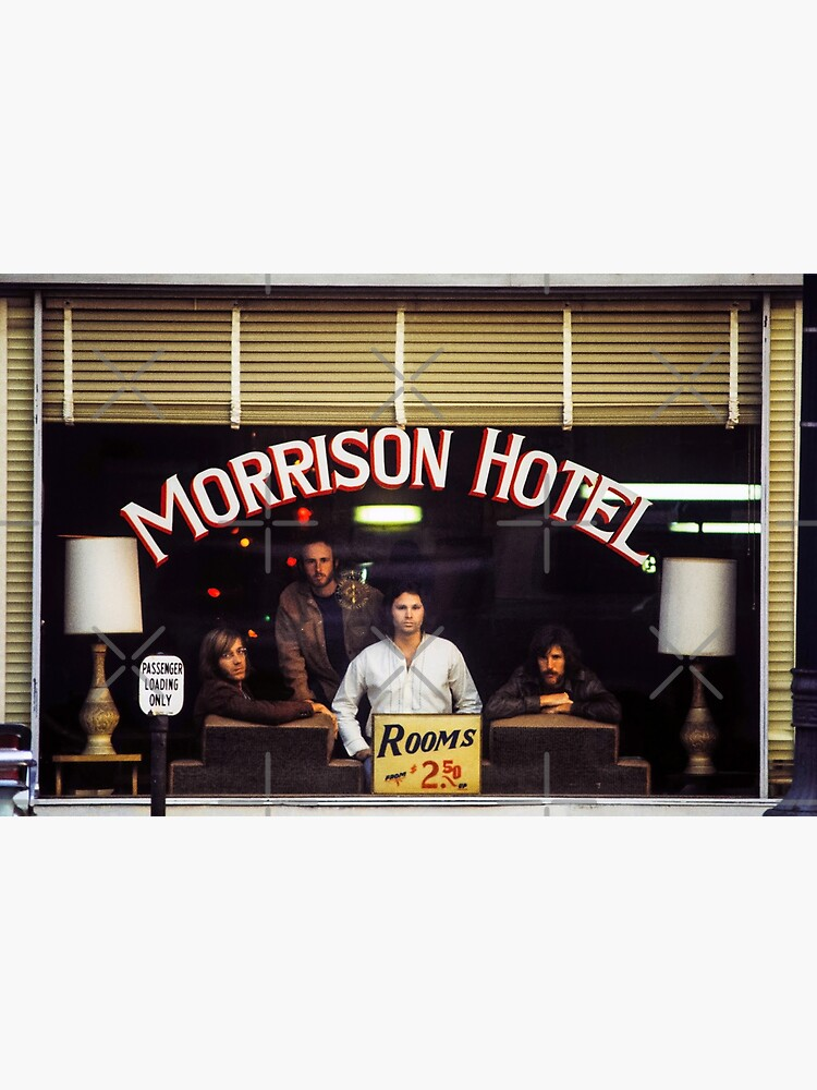 Morrison Hotel (HQ) by music-box