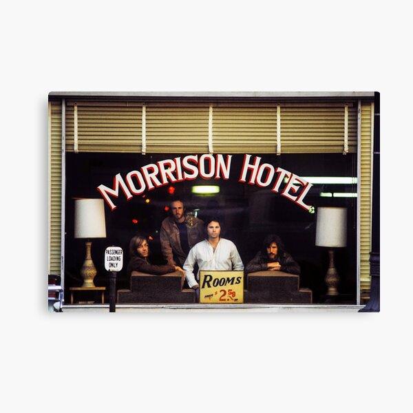 Hotel Morrison (HQ) Lienzo