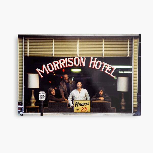 Hôtel Morrison (HQ) Impression métallique