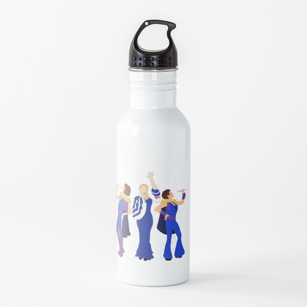 Donna and the Dynamos - Mamma Mia Water Bottle