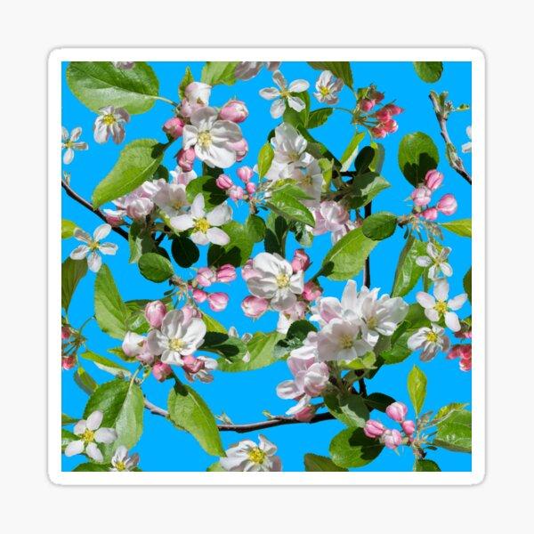 Full bloom blossom Sticker