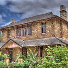 Deputy Governor's House, Berrima Jail, NSW, Australia by Adrian Paul