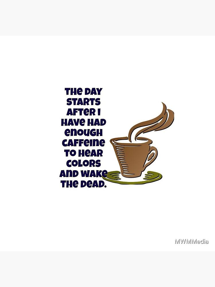 Wake the Dead Coffee Theme by MWMMedia