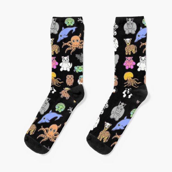 Animals Pattern Socks
