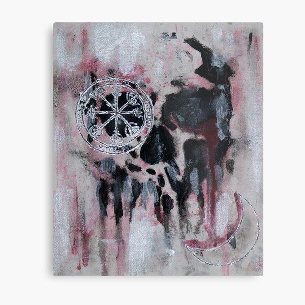 'Mercurial' Metal Print