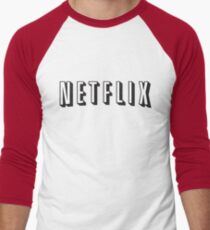 Netflix Men's Baseball ¾ T-Shirt