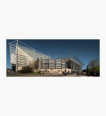 St James' Park, Newcastle Photographic Print