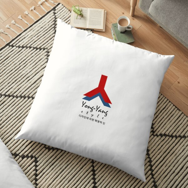 Yong-Yang Official Logo Floor Pillow