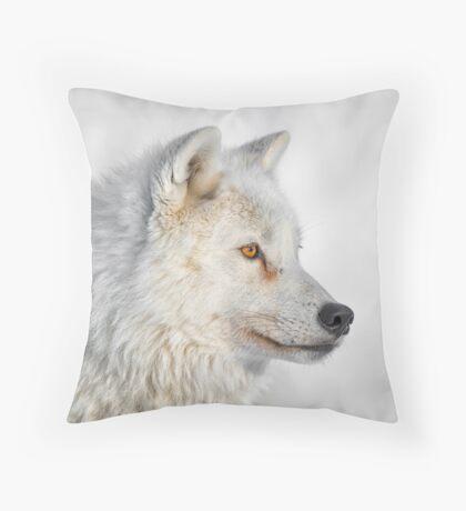 Look my Way Throw Pillow