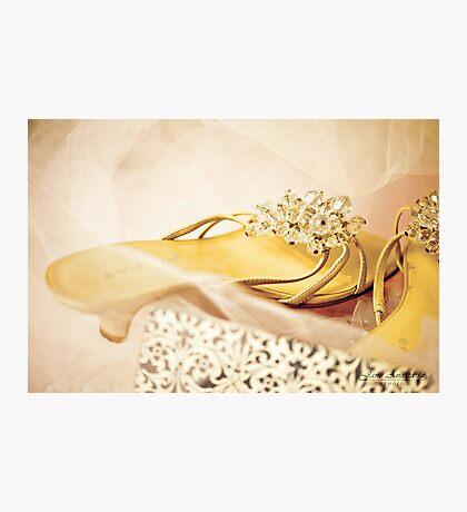 ...pretty shoes...... Photographic Print