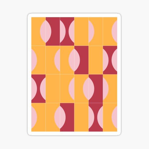 Sunny Tiles 03 Sticker