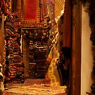 The carpet library - Turkey by Claire Haslope