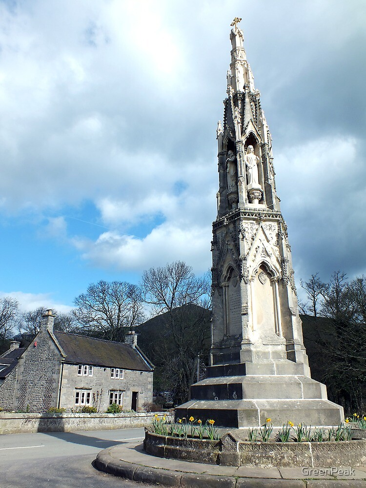 Ilam Monument by Paul  Green