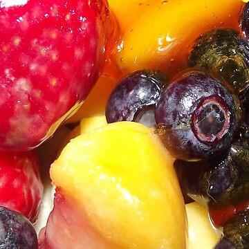 fruit n honey by letterchan