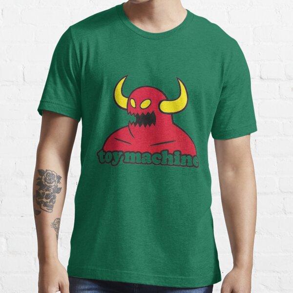 Toy Machine devil- T Shirt Design  Essential T-Shirt