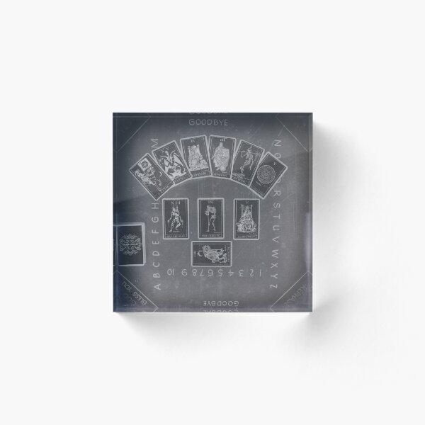 Tarot Spread 2 Acrylic Block