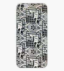 B&W Soviet Design iPhone Case
