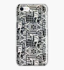 B&W Soviet Design iPhone Case/Skin
