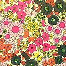 Psychedelic Floral by BettyBanana