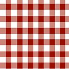 Red gingham by BettyBanana
