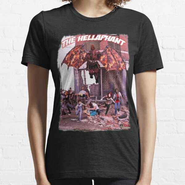 The Hellaphant: Alternate Concert Art Essential T-Shirt
