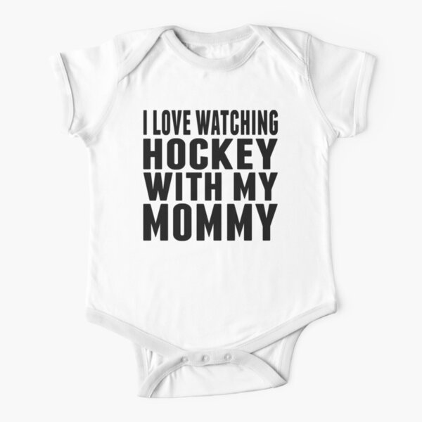 Tennessee Volunteers I Love Watching With Mommy Baby Short Sleeve Bodysuit