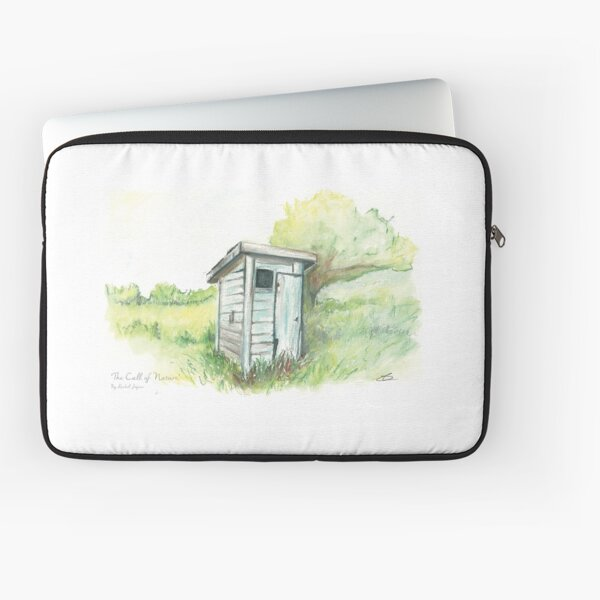The Call of Nature Laptop Sleeve