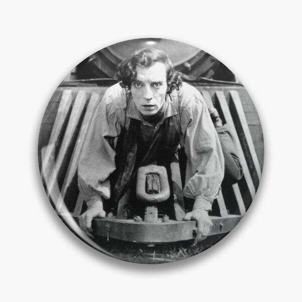Buster Keaton The General 1926 Pin