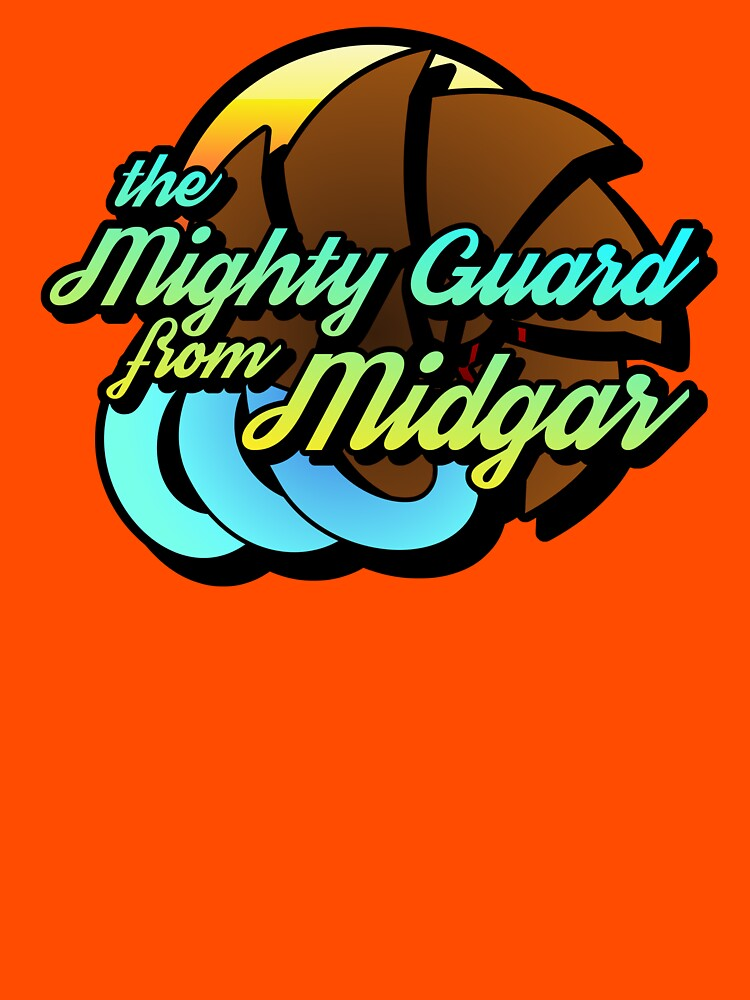 The Mighty Guard From Midgar by TalenLee