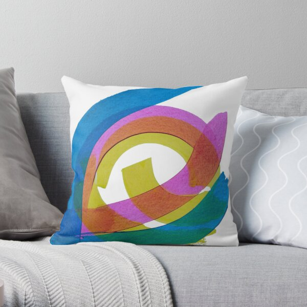 Come alive! Throw Pillow